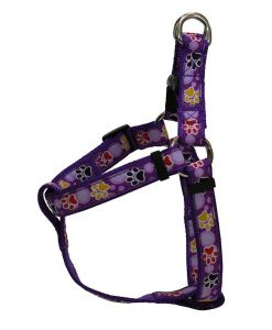 Purple Paws Nylon Dog Harness