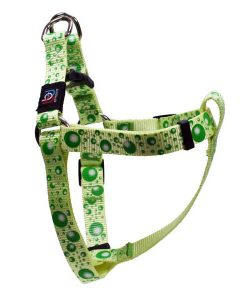 Bubbles Nylon Dog Harness