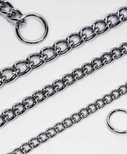 Chrome Choke Chains