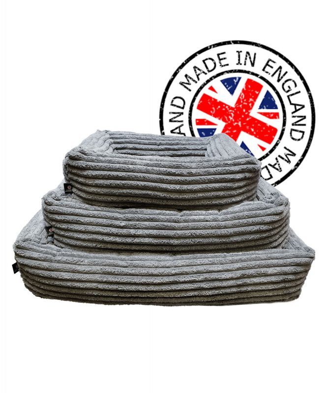 Chunky Jumbo Cord Dog Beds