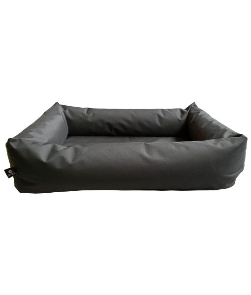 Black Waterproof Dog Bed