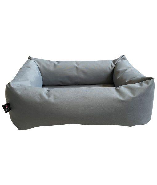 Grey Waterproof Dog Beds